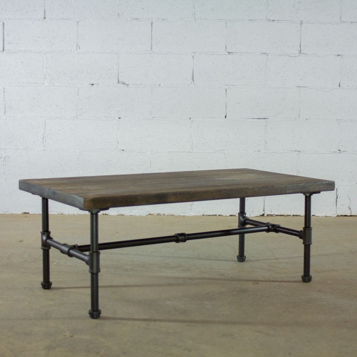 Industrial Chic Coffee Table
