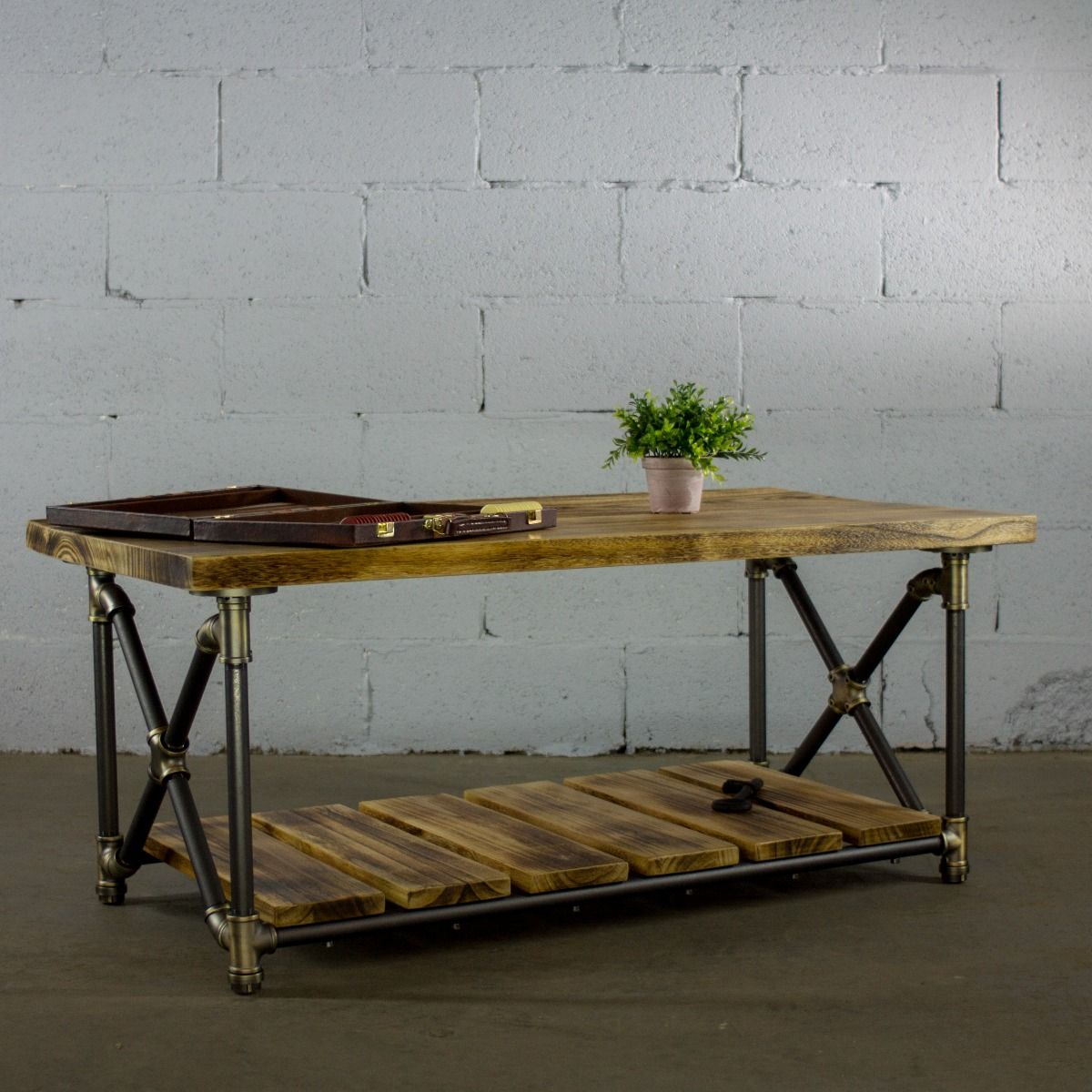 Houston Chic Coffee Table