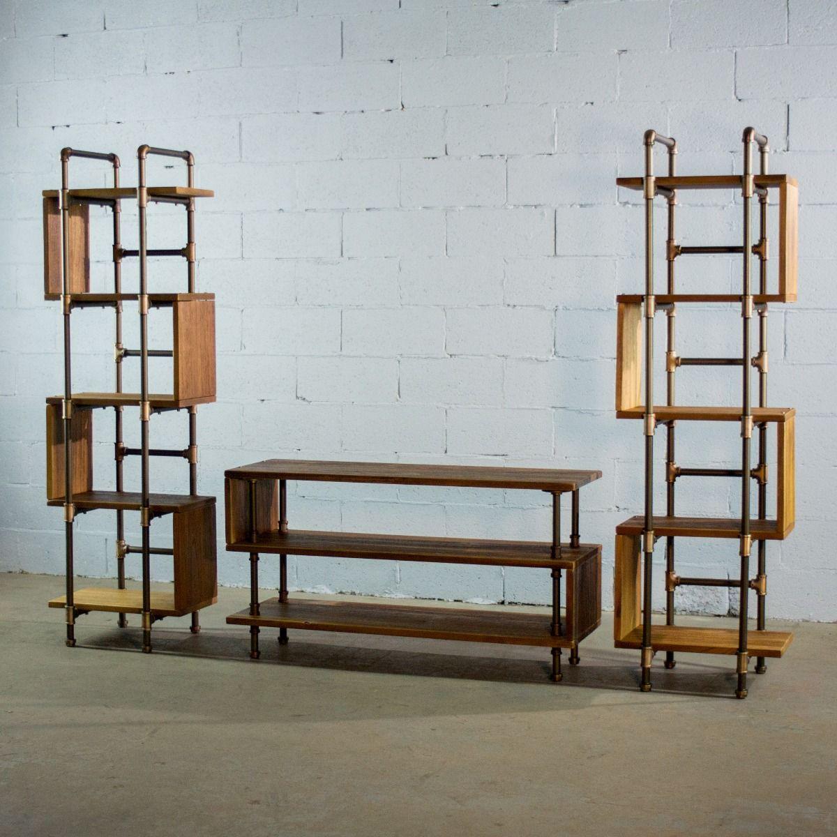 Furniture Pipeline Tucson Modern Industrial, 3-Piece