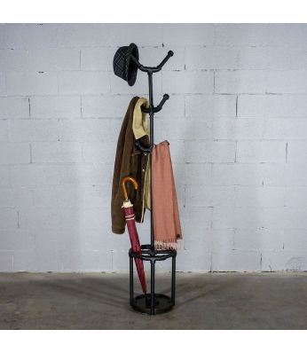 Furniture Pipeline San Antonio Industrial Chic Coat Rack
